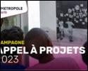 Appel à Projets 2021 - Territoire Marseille-Provence