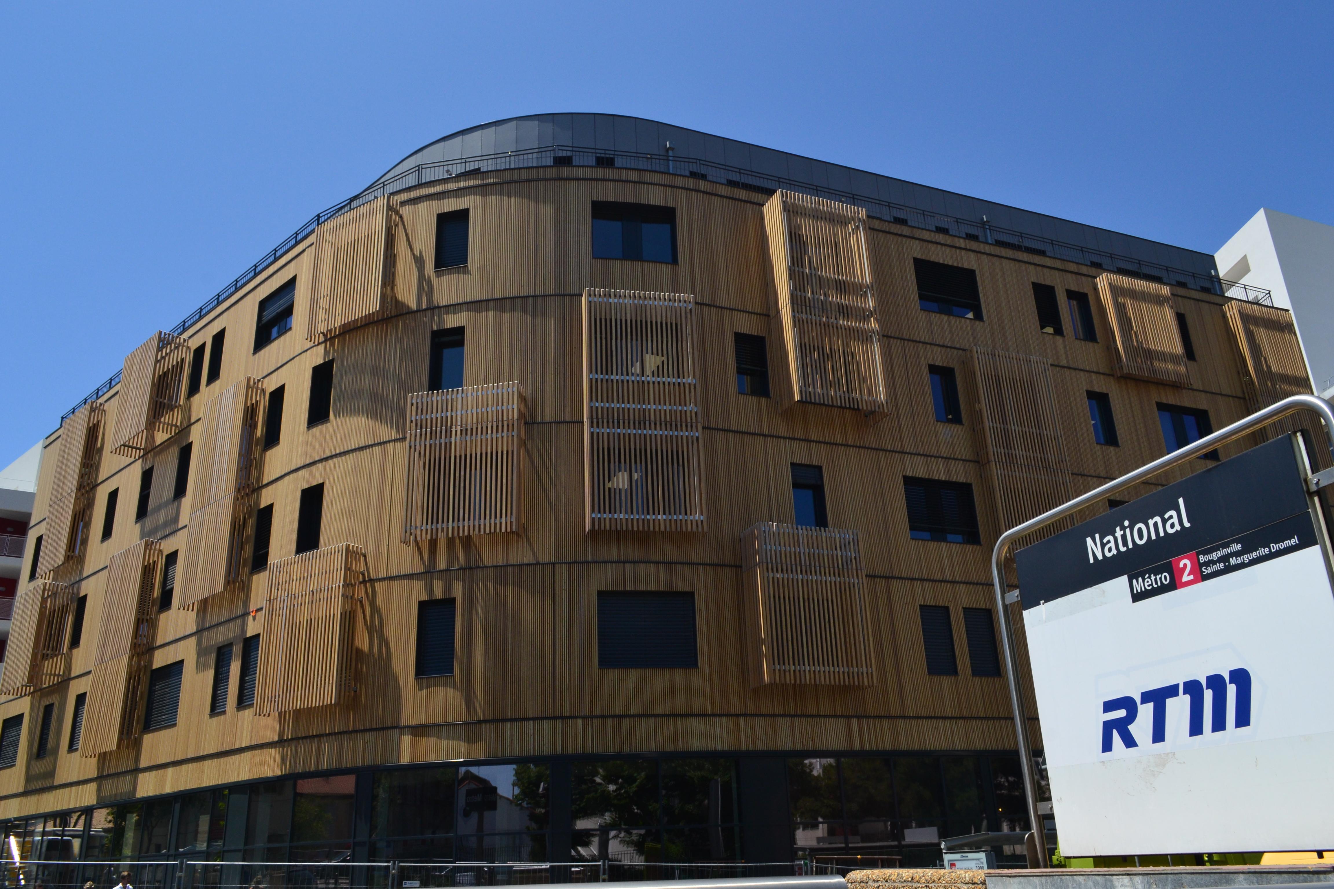 Maison De Ville Belle De Mai Marseille