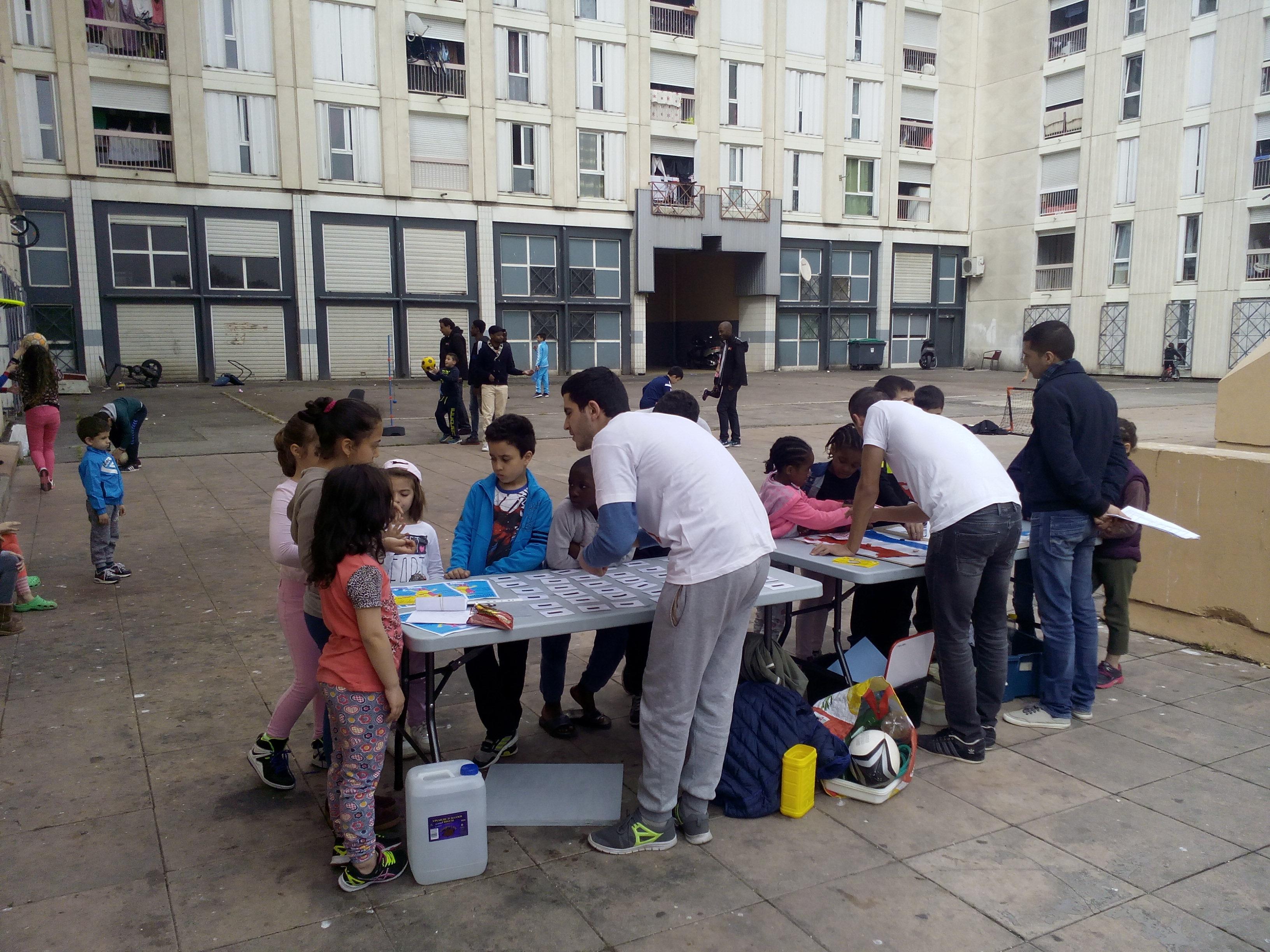 La Ville De Marseille Service Concours