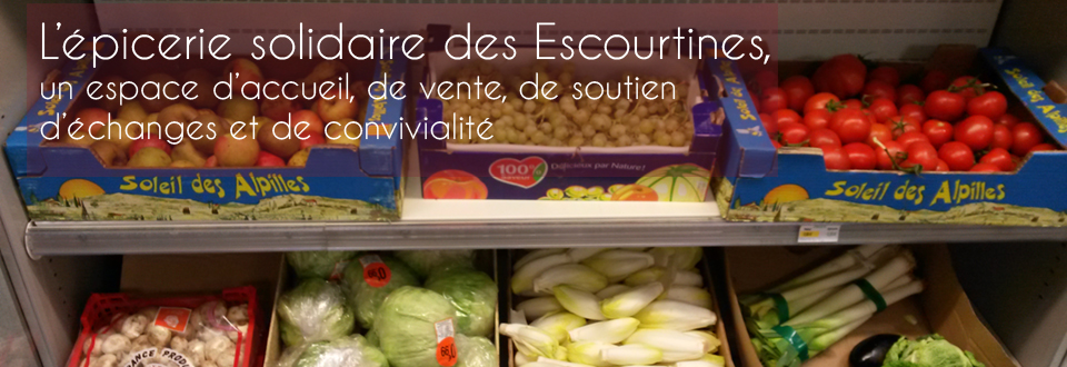 epicerie solidaire les escourtines