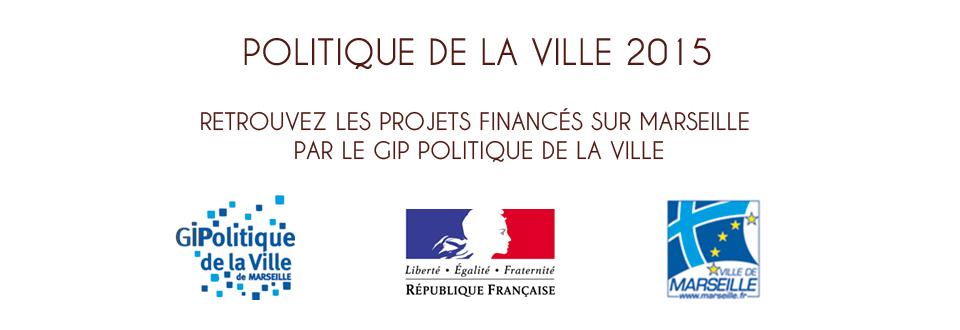 Les projets Politique de la Ville 2015