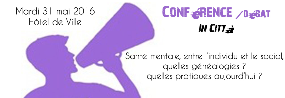 Conf�rence Sant� mentale