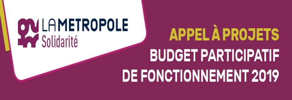 Appel à Projets Budget participatif 2019