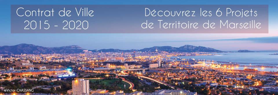 Contrat de Ville 2015-2020, découvrez les 6 Projets de Territoire